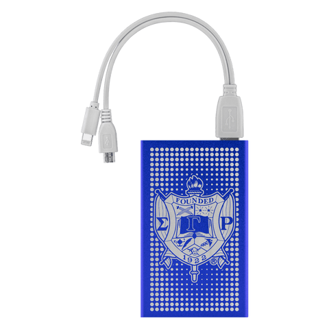 Image of Sigma Gamma Rho Power Bank