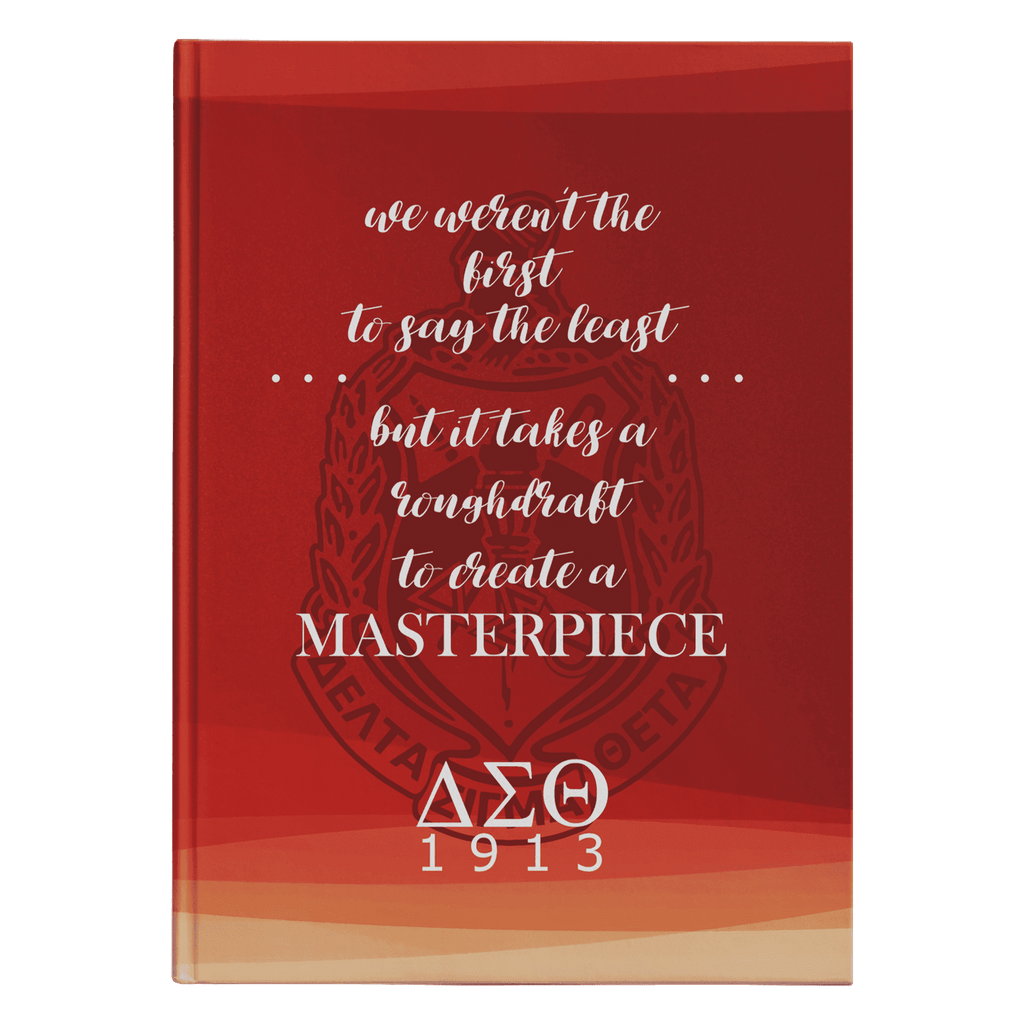 Delta Sigma Theta 2019 Journal - Unique Greek Store
