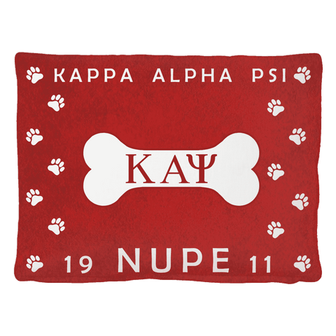Image of Kappa Alpha Psi Pet Bed