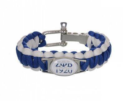 Zeta Phi Beta Adjustable Bracelet - Unique Greek Store