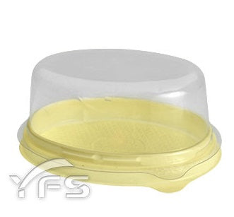 小乳酪盒 KB003 Small Cheese Cake Box with Lid 10 pcs/pk
