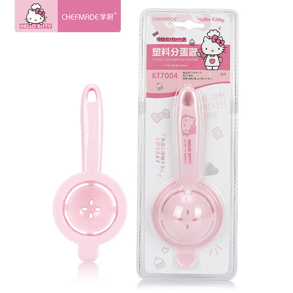 【正版授權】KT7004 學廚Hello Kitty 塑料蛋清分離器
