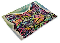 Colorful Cat Placemats Design 5
