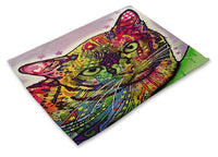 Colorful Cat Placemats Design 7