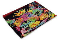 Colorful Cat Placemats Design 8