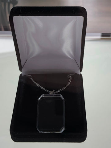 3D Tower Pendant
