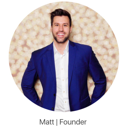 image of Hatch Sleep founder Matt