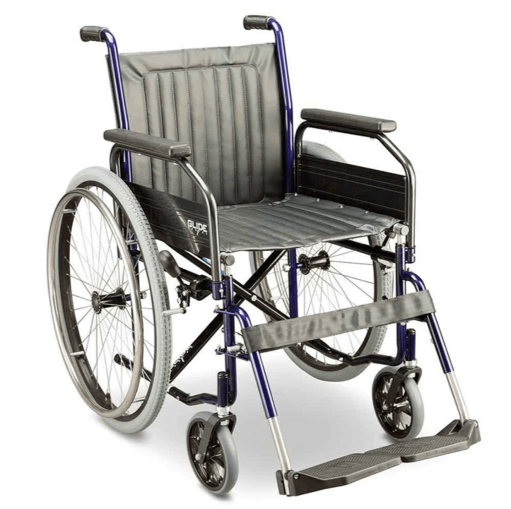 Optimal Rear Wheel Position for Wheelchairs