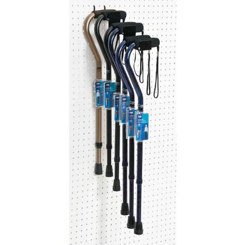 Carex Waterfall Cane Rack with Product - EZ MedBuy