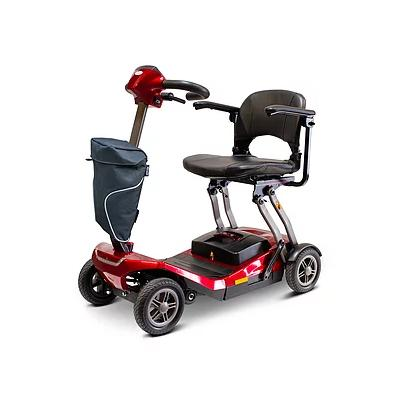 E Wheels EW-REMO Auto-Flex Folding Travel Scooter - EZ MedBuy