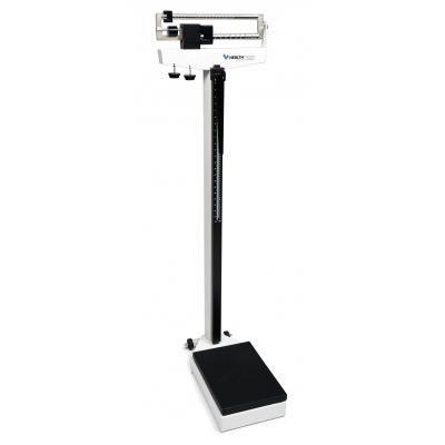 Physician Mechanical Beam Scale with Wheels - EZ MedBuy