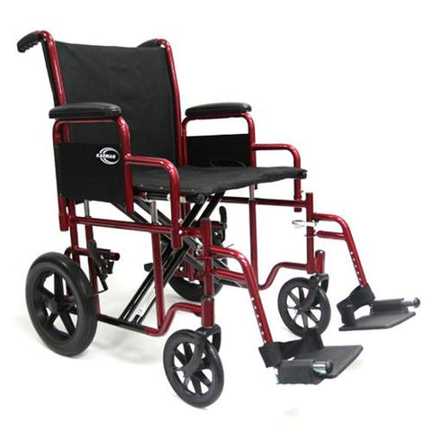 T-900 Heavy Duty Transport Chair - EZ MedBuy