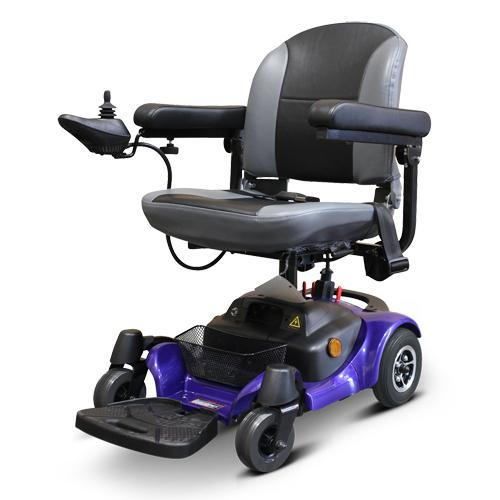 EW-M81 Power Wheelchair - EZ MedBuy