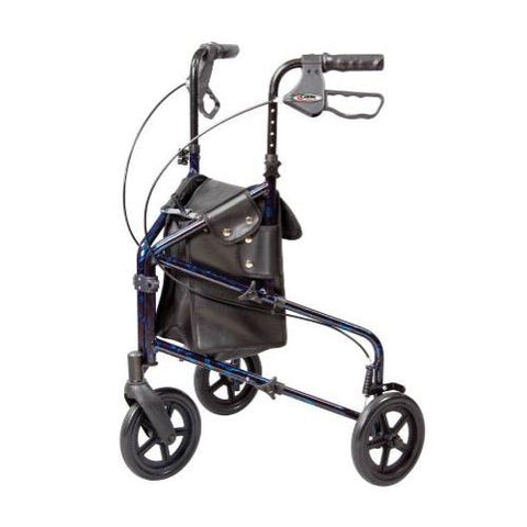 Carex Trio Rolling Walker - EZ MedBuy
