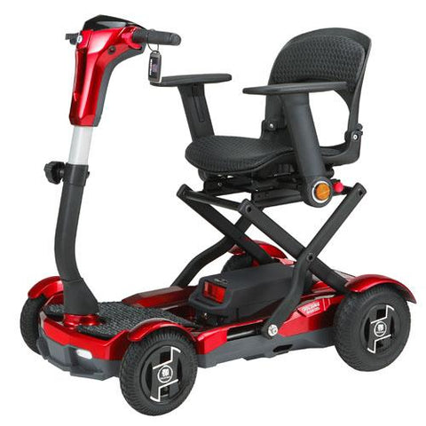 TeQno 4-Wheel Scooter