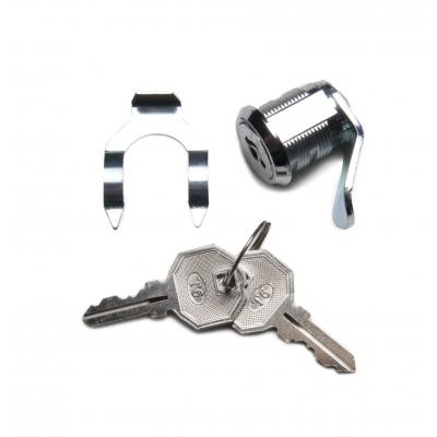 Graham Field Replacement Lock & Key Set for Narcotic Safe