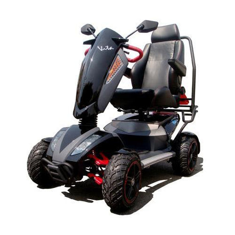 Vita Monster S12X Power Mobility Scooter - EZ MedBuy