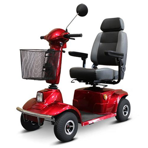 EW-M91 4-Wheel Heavy Duty Mobility Scooter - EZ MedBuy