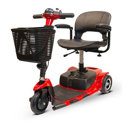 EW-M33 Portable 3-Wheel Mobility Scooter - EZ MedBuy