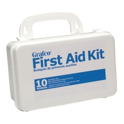 Stocked First Aid Kit - EZ MedBuy