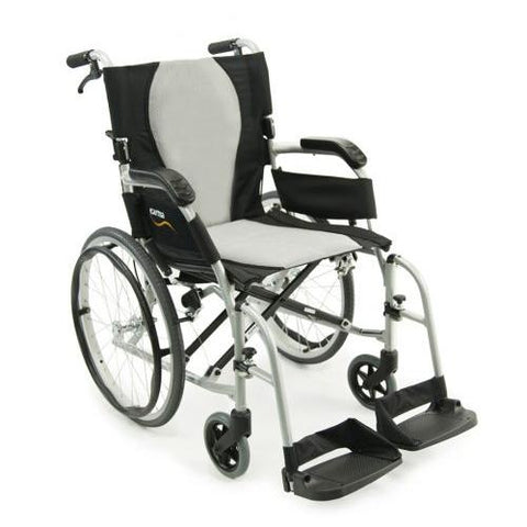 Ergo Flight Ultra Lightweight Ergonomic Manual Wheelchair - EZ MedBuy