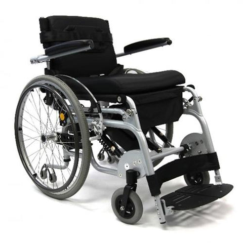 XO-101 Power Assisted Stand-Up Manual Wheelchair - EZ MedBuy
