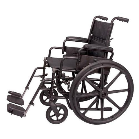 Carex Lightweight Manual Wheelchair - EZ MedBuy