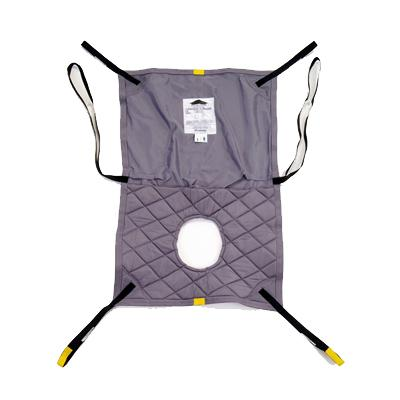 Hoyer Long Seat Commode Sling - EZ MedBuy