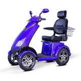 E Wheels EW-72 4-Wheel Heavy Duty Mobility Scooter - EZ MedBuy