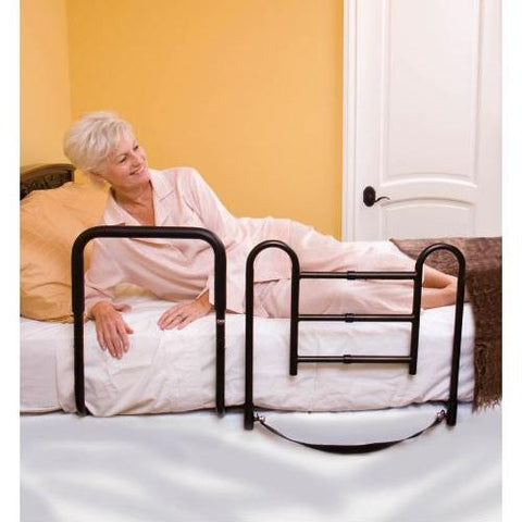 Carex Easy-Up Bed Rail - EZ MedBuy