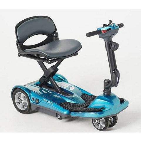 Transport AF New Deluxe Folding Power Mobility Scooter - EZ MedBuy