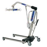 Reliant 600 Heavy-Duty Power Lift with Manual Low Base - EZ MedBuy