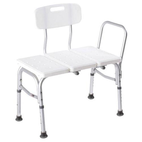 Carex Bathtub Transfer Bench (Mode: 2) - EZ MedBuy