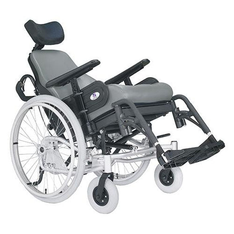 Heartway HW1 Spring Manual Wheelchair - EZ MedBuy