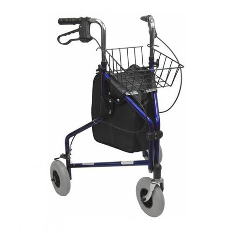 Karman R-3600 Tri-Walker 3-Wheel Rollator - EZ MedBuy