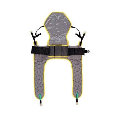 Hoyer Comfort Access Padded Sling with Head Support - EZ MedBuy