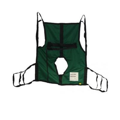 Hoyer Classic One Piece Commode Sling with Positioning Strap - EZ MedBuy