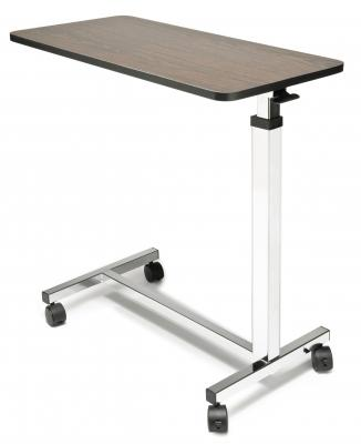 Economy Overbed Table, Non-Tilt - EZ MedBuy