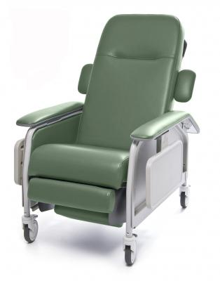 Clinical Care Recliner with Heat & Massage - EZ MedBuy