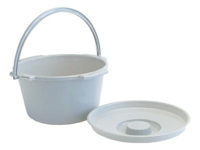 Graham-Field Autoclavable Commode Pail