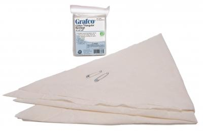 Graham-Field Cotton Triangular Bandage