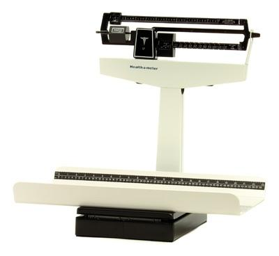 Pediatric Balance Beam Scale with Tray - EZ MedBuy