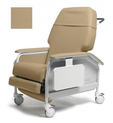 Clinical Care Recliner - Wide with Heat & Massage - EZ MedBuy