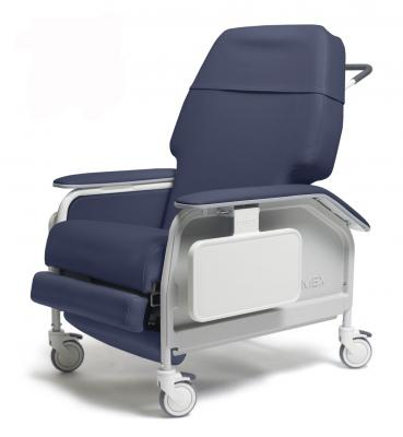 Graham-Field Clinical Care Recliner - Wide with Heat & Massage