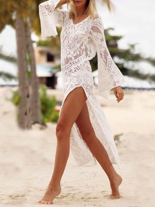 Beachwear Swim Suit Cover Up