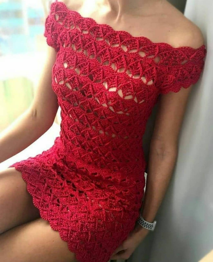 Handmade Cocktail Dress