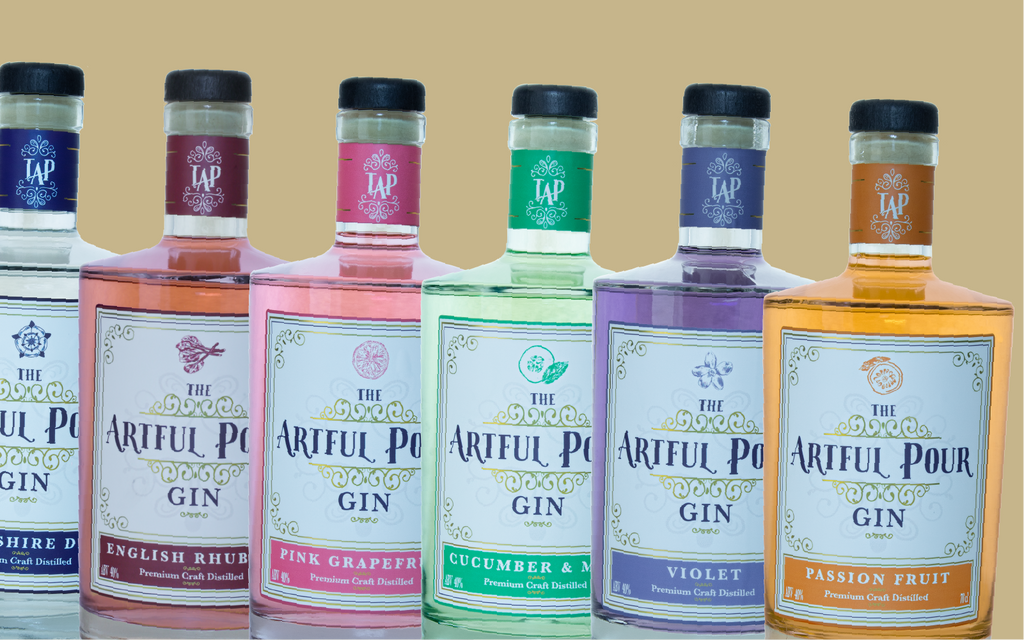 The Artful Pour - wholesale trade gin enquiries