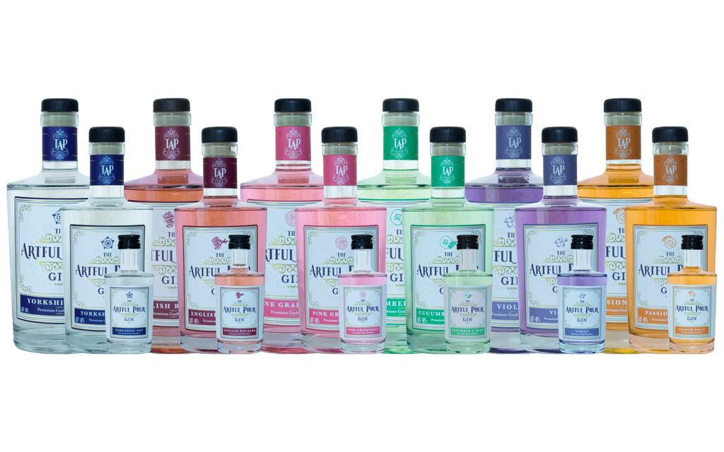 Buy Artful Pour Gin online  - shop online and buy gin online with The Artful Pour