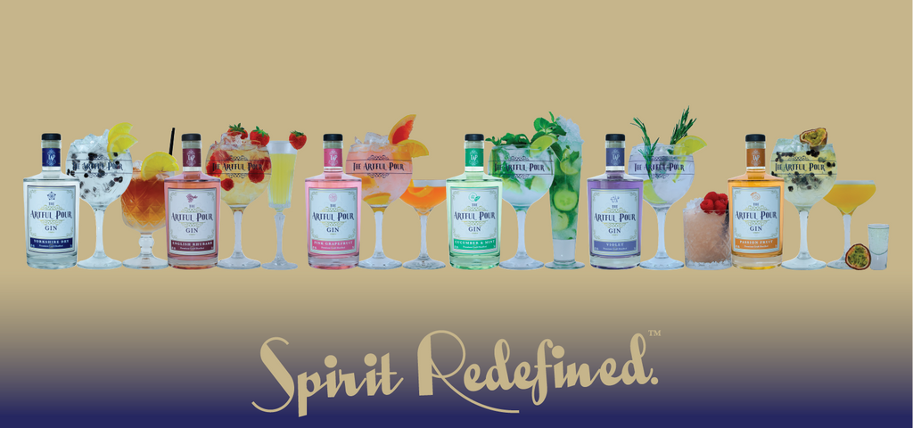 Artful Pour Gin stockists of wholesale gin and gin distribution