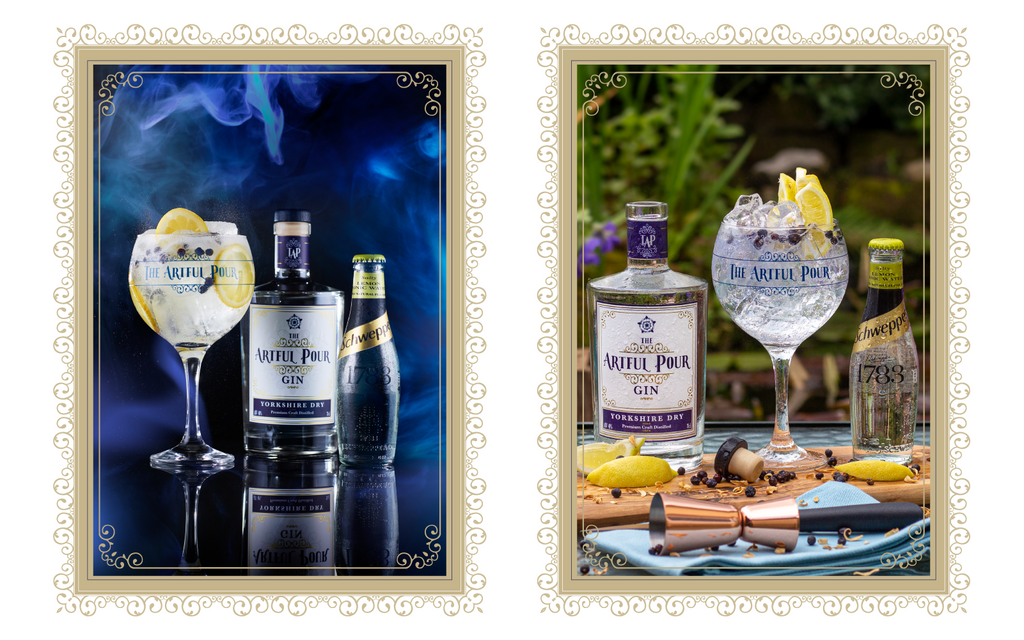 The Artful Pour Original Collection - Yorkshire Dry Gin